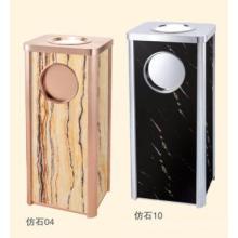 Novo design de mármore como caixote de lixo de cinzas (dk158)