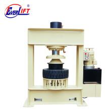 80ton 120ton 160ton 200ton 250 ton forklift solid tire press machine