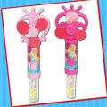 Heißen lustige Mini-Ventilator Spielzeug Candy mit Akku für Kinder