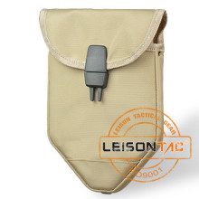 Military Shovel Pouch Adopts High Strength Waterproof Nylon Fabric Being Stitched by Strong Nylon Thread