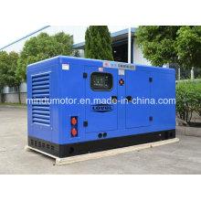 Gerador silencioso do diesel do poder do motor 50kw 60kVA de Lovol 1004tg