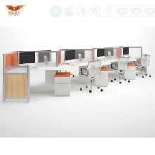 New Design Modern Straight Call Center for Office Partition (HY-279)