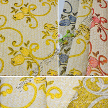 Thousands Designs Jacquard Sofa Fabric with Shining Yarn 150cm Width