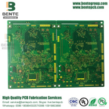 6 strati Multilayer PCB 1oz ENIG 2U