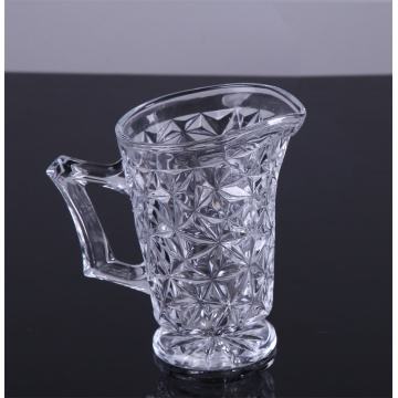 Diamant-Wasserbecher Glaskrug, Glasbecher