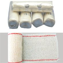 Curativos Care lastic PBT Hemstasis Gauze Bandage Roll