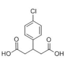 Pentanedioic acid,3-(4-chlorophenyl)- CAS 35271-74-0