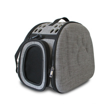 Breathable Folding Medium Portable Pet Bag for Cats and Dogs