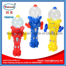Fighting Transformance Robot Toy with Music, Light and 3 Colors