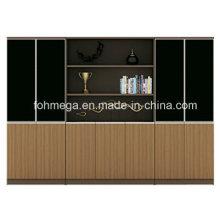 Étagère et armoire de bureau haut de gamme (FOH-HAW802K)