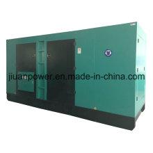 Гуанчжоуская фабрика для продажи цена 200кВт бесшумная электрическая мощность дизель-генераторная установка 250кВА Расход топлива