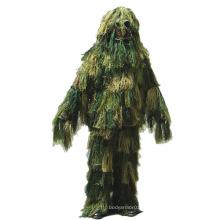 Costume Ghilli militaire pour extérieur et camping