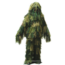 Military Ghilli Suit for Outdoor&Camping