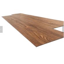 plancher en plastique en bois de vinyle de plancher