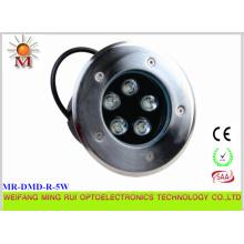 5W Multi Color LED Underground Light