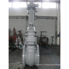 Большой размер 150lb 300lb 600lb Фланцевый запорный клапан