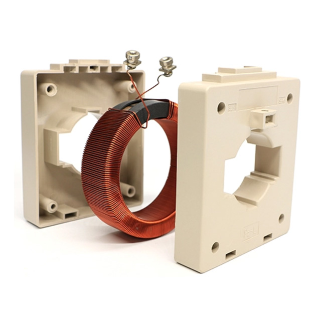inside of MSQ current transformer