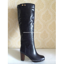 Sexy High Heels Fashion Women ou Lady Leather Boots