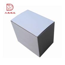 Fabricação profissional caixa de caixa de fábrica reciclável exterior fabricação