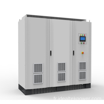 Alimentation variable DC 750V 250KW