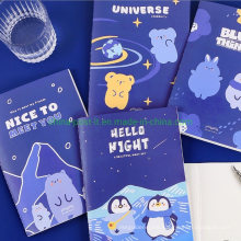 Sticker Collection Release Paper Book