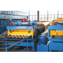 Металлическая ручная плитка пресс-машина