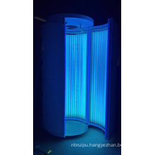 The latest high-tech control timer system UV solarium tanning bed