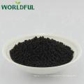 granule d'acide humique organique naturel mondain de leonardite avec la solubilité caustique élevée
