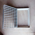 Good Quality Outdoor Trench Drain Cover Steel Bar Grating Stainless Floor Channel Floor