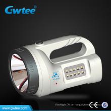 Neue wiederaufladbare LED tragbare Suchscheinwerfer GT-8522