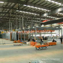 Automatic Spray System Powder Coating Line