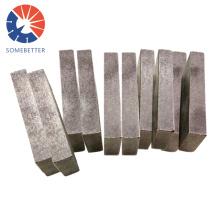 diamond segment of block cutting blade for granite