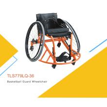 Leichter Sport-Trainings-Basketball-Rollstuhl aus Aluminium
