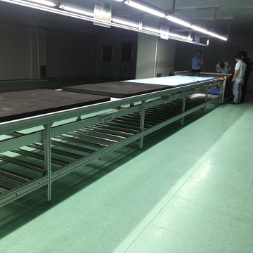 Supply Supply Assembly Line Roller Conveyor