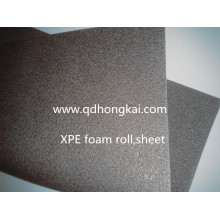 XPE Foam Roll, Chemical Crosslinked PE Foam Sheet