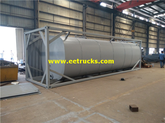 30FT Sulfuric Acid Tanker Containers