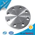 Plaque DIN en acier au carbone bride bride en acier inoxydable