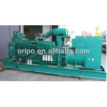 Big power! industrial 1000kva/800kw generator price with Cummins diesel engine kta38-g5