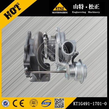 PC56-7 TURBOCHARGER KT1G491-1701-0