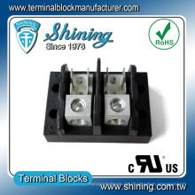 TGP-050-02A 50A 2 Pole Netzteil LED-Beleuchtung Klemmenblock