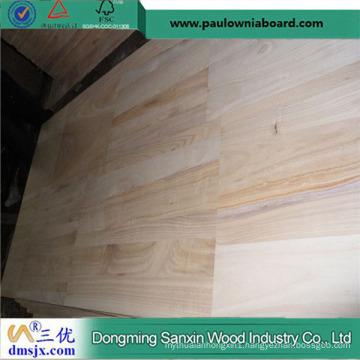 Ab Grade Paulownia Finger Joint Board