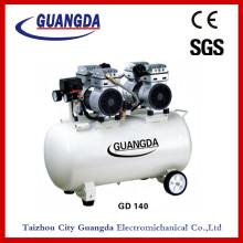0.8mpa 65L 0.8kw*2 Dental Air Compressor (GD140)
