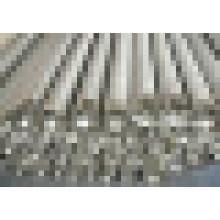 Pantalla de alambre de cuña de AISI304 / 316 / Wire Wrapped Pantalla de ranura continua / Pantalla de pozo de agua