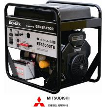 Nuevo generador del diseño 13kw con el doble voltaje (EF13000)