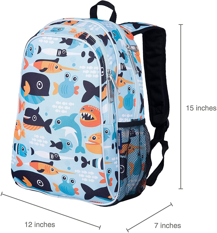 cartoon kids backpack school bag