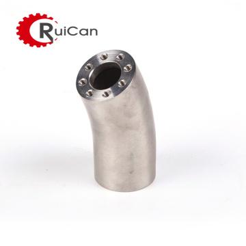 Aluminiumtitan des mechanischen Anschlussrohrs