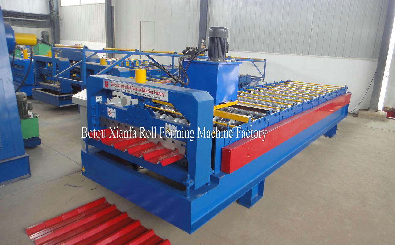TR 30 roll forming machine