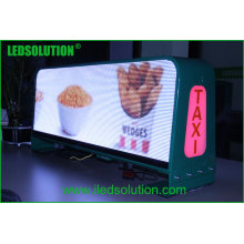 Ledsolution Latest Products Taxi LED Display LED Top Car Display