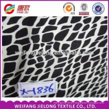 Wholesale women dress 100% printed rayon fabric