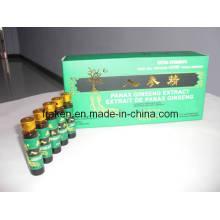 Alta qualidade Panax Ginseng extrair líquido oral